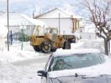 Φεβρουάριος 2006 αποχιονισμός